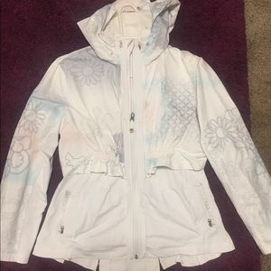 Rare lightweight lululemon jacket 2 in 1